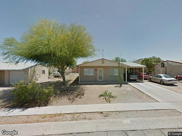 Image of rent to own home in Ajo, AZ