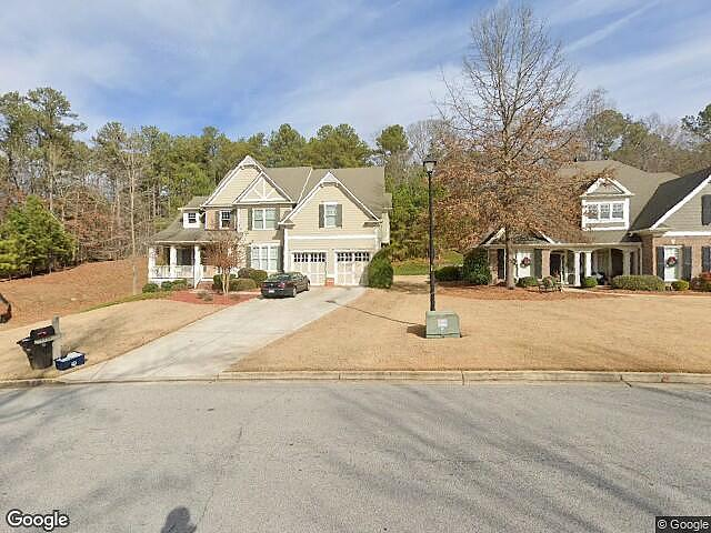 Image of rent to own home in Douglasville, GA