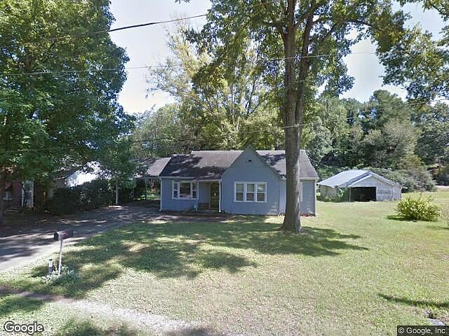 Image of rent to own home in Summerville, GA
