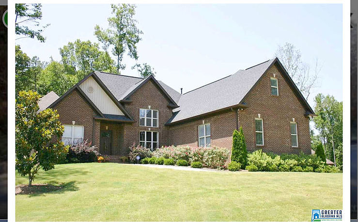 Image of rent to own home in Trussville, AL