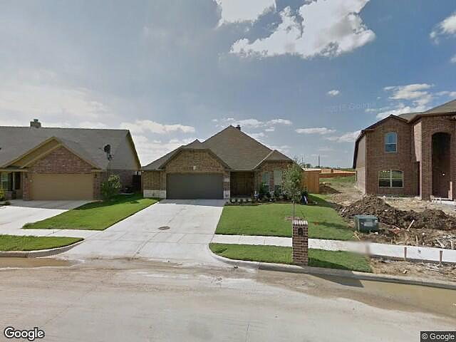 Image of rent to own home in Krum, TX
