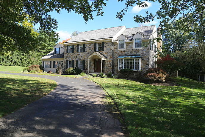 Image of rent to own home in Blue Bell, PA