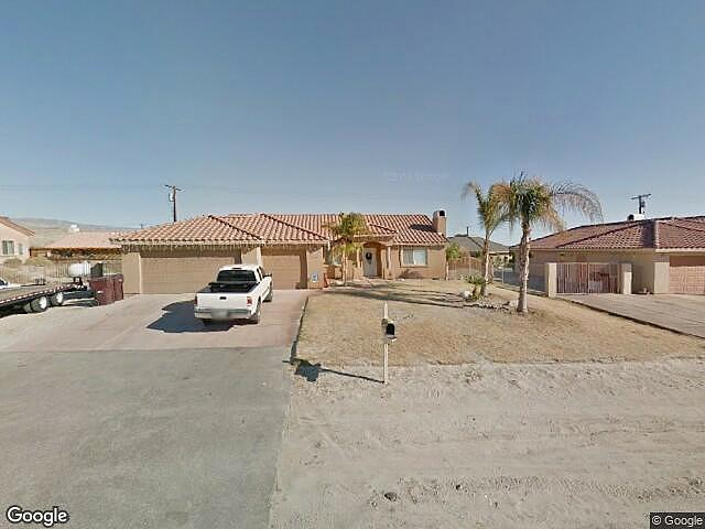 Image of rent to own home in Thousand Palms, CA
