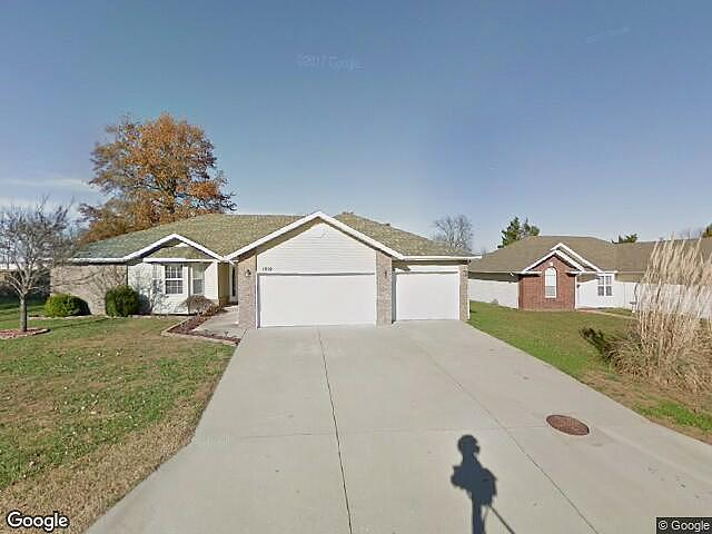 Image of rent to own home in Ozark, MO
