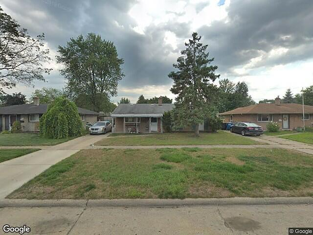 Image of rent to own home in Westland, MI