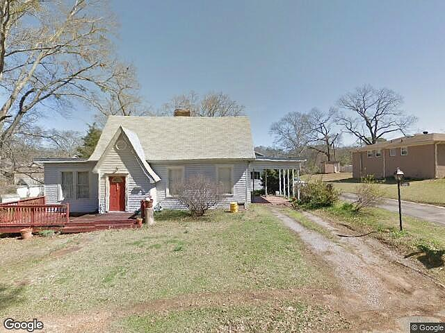 Image of rent to own home in Homewood, AL