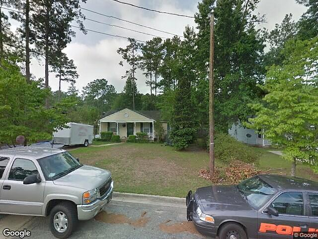 Image of rent to own home in Thomasville, GA
