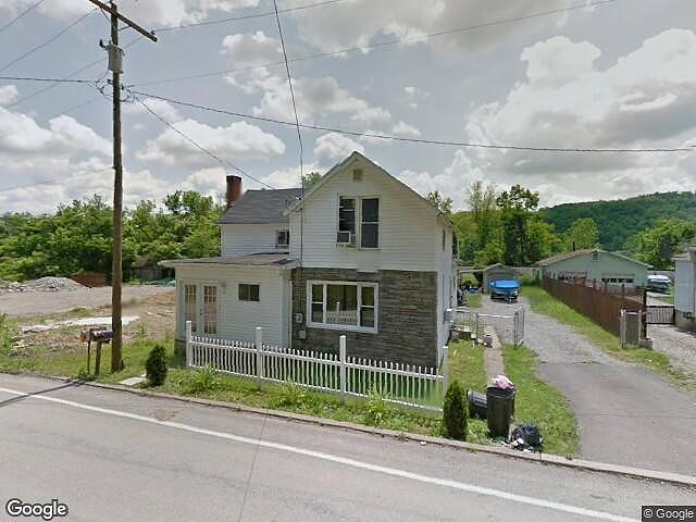 Image of rent to own home in Brownsville, PA