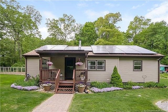 Image of rent to own home in Ashford, CT