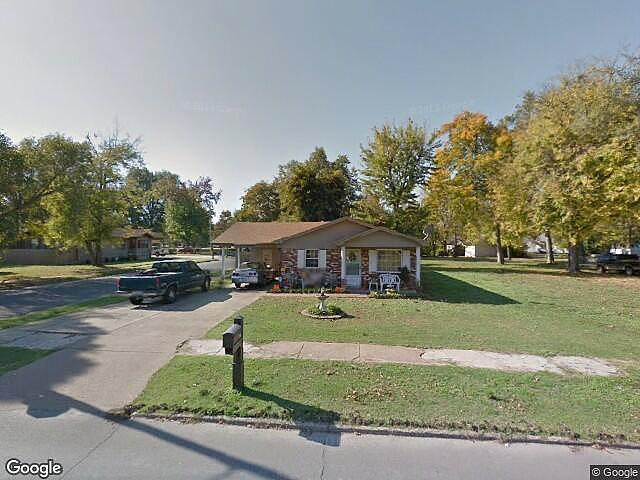 Image of rent to own home in Caruthersville, MO