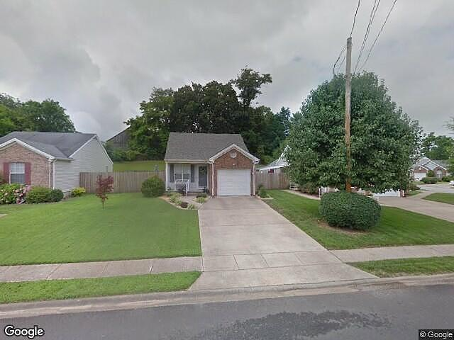 Image of rent to own home in Hopkinsville, KY