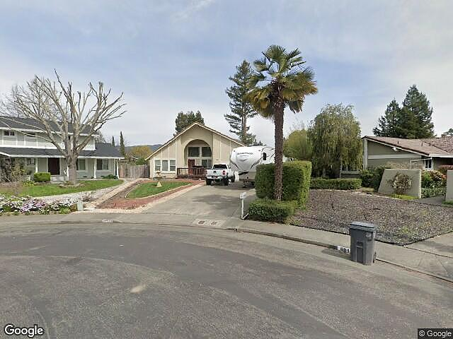 Image of rent to own home in Rohnert Park, CA