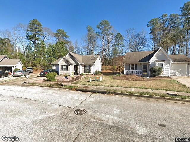 Image of rent to own home in Barnesville, GA