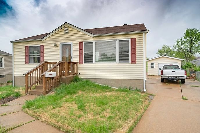 Image of rent to own home in Berkeley, MO