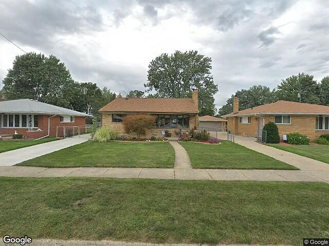 Image of rent to own home in Warren, MI