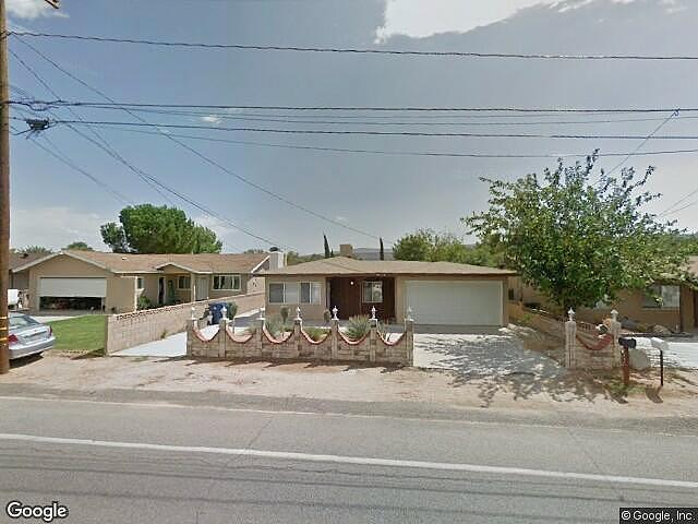 Image of rent to own home in Lancaster, CA