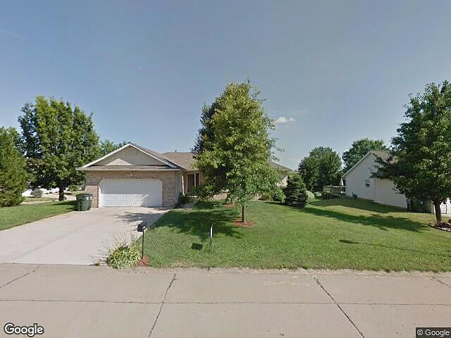 Image of rent to own home in Waterloo, IL