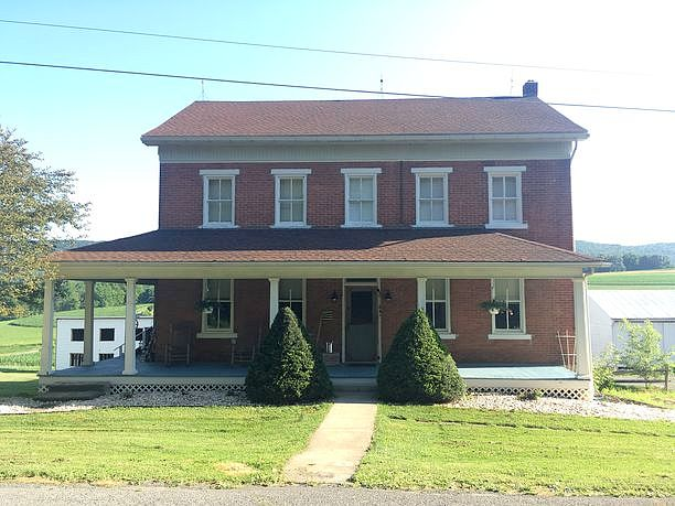Image of rent to own home in Leck Kill, PA