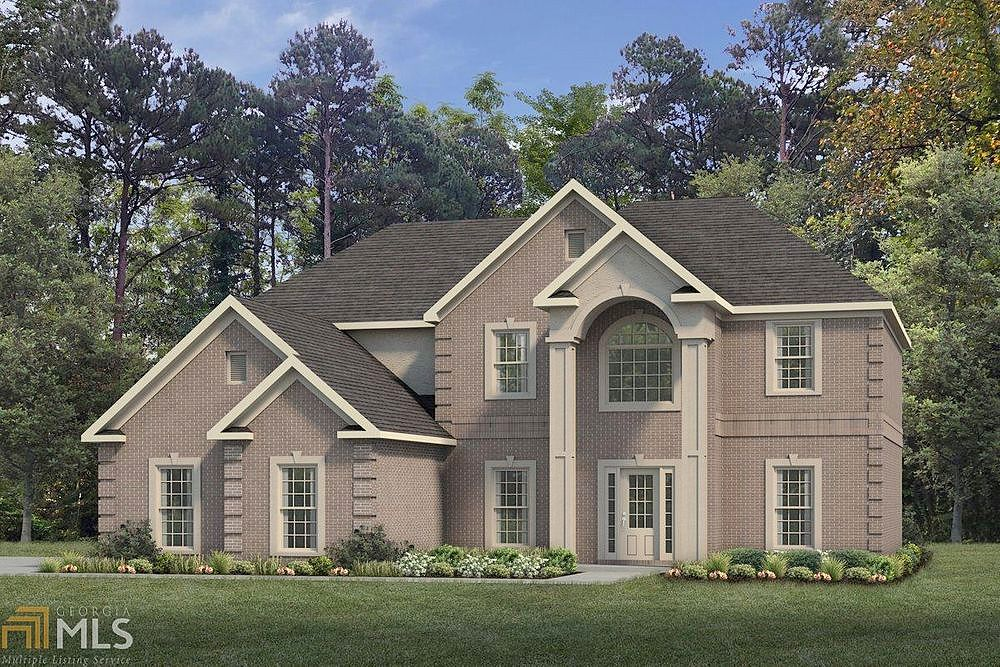 Image of rent to own home in Hampton, GA