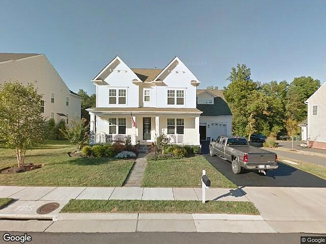 Image of rent to own home in Leesburg, VA