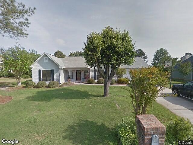 Image of rent to own home in Bonaire, GA