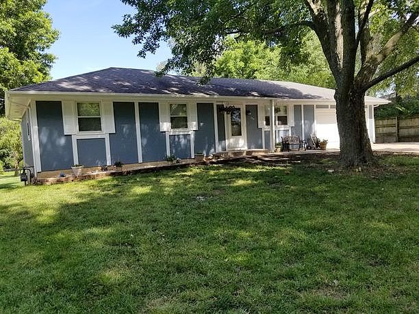 Image of rent to own home in Harrisonville, MO