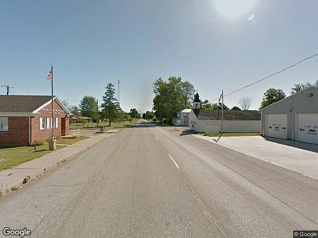 Image of rent to own home in Alvordton, OH