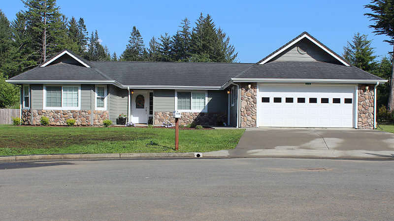Image of rent to own home in Crescent City, CA