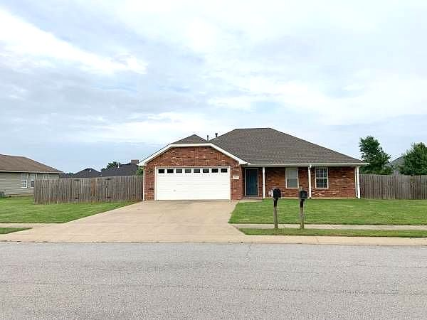 Image of rent to own home in Pea Ridge, AR