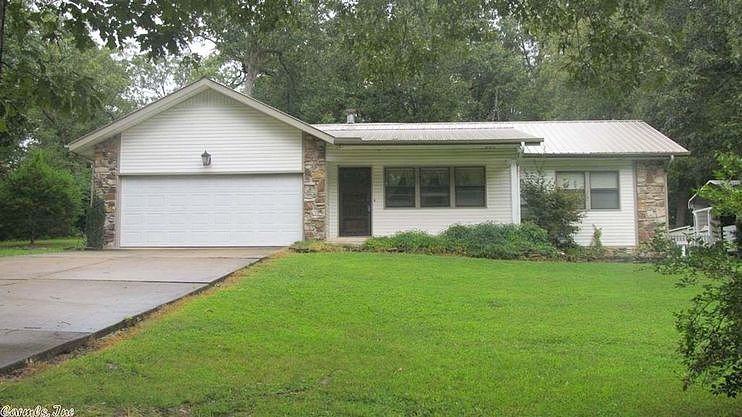 Image of rent to own home in Cherokee Village, AR