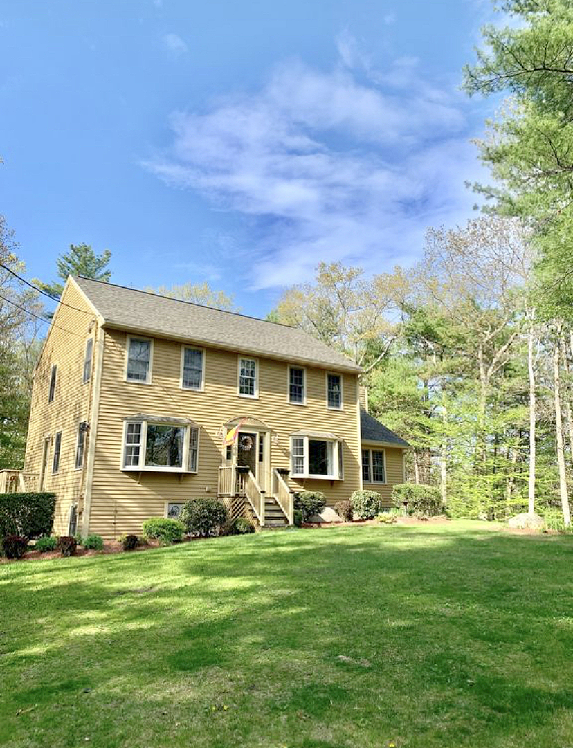 Image of rent to own home in Georgetown, MA
