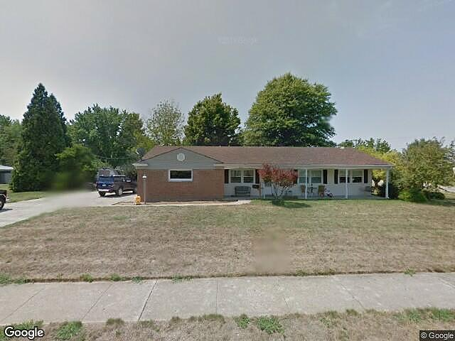 Image of rent to own home in Xenia, OH