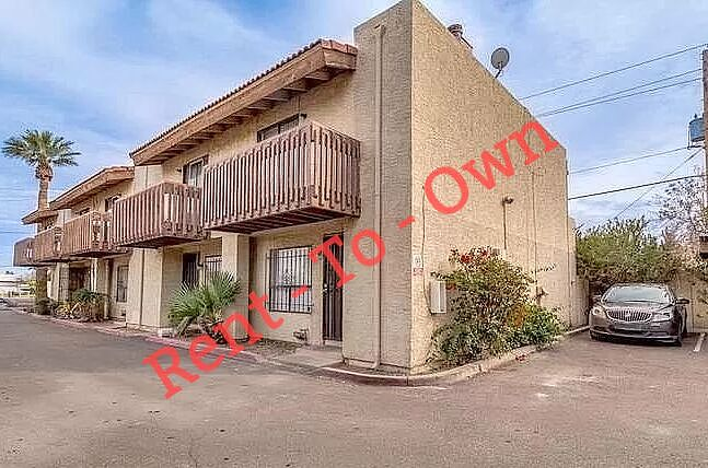 Image of rent to own home in Phoenix, AZ