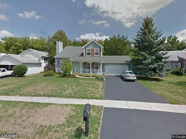 Image of rent to own home in Woodstock, IL