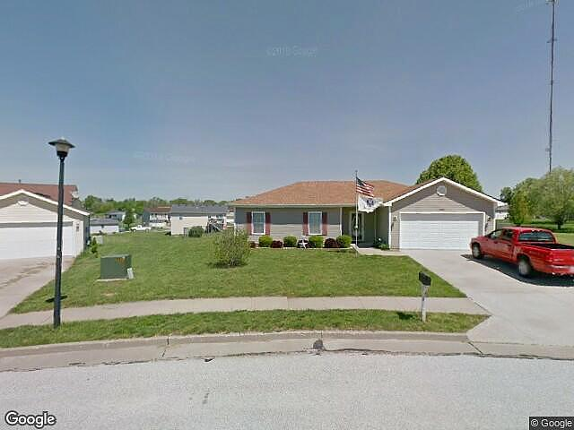 Image of rent to own home in Boonville, MO