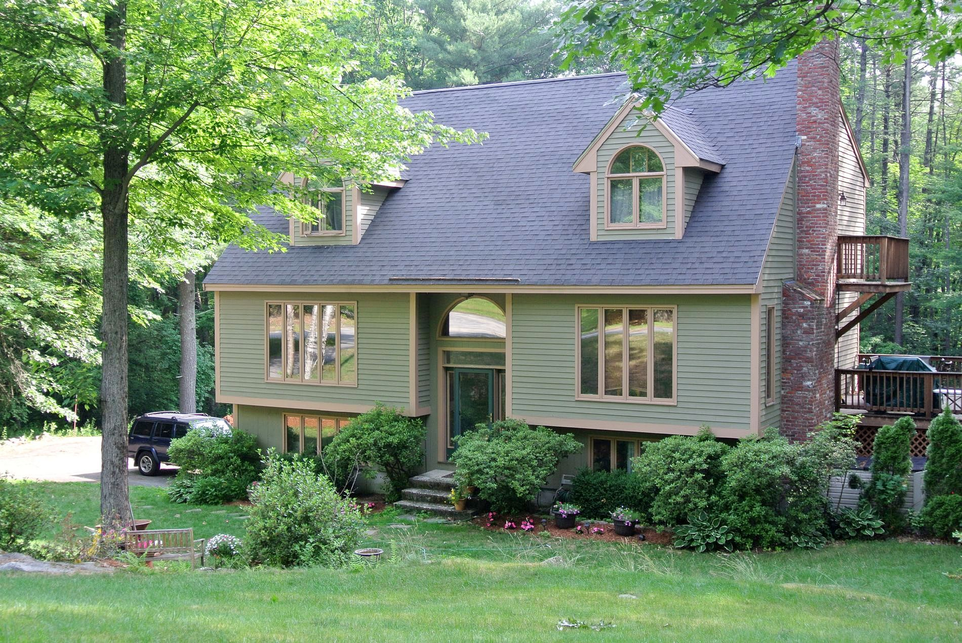 Image of rent to own home in Milford, NH