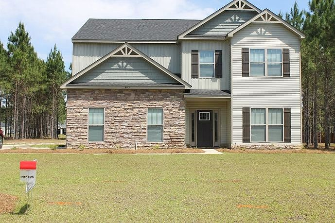 Image of rent to own home in Statesboro, GA