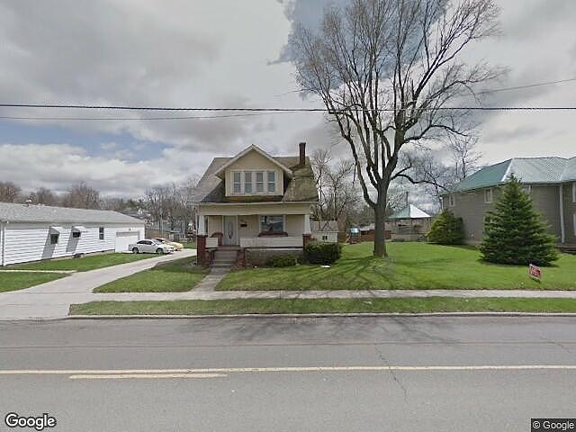 Image of rent to own home in Bellefontaine, OH