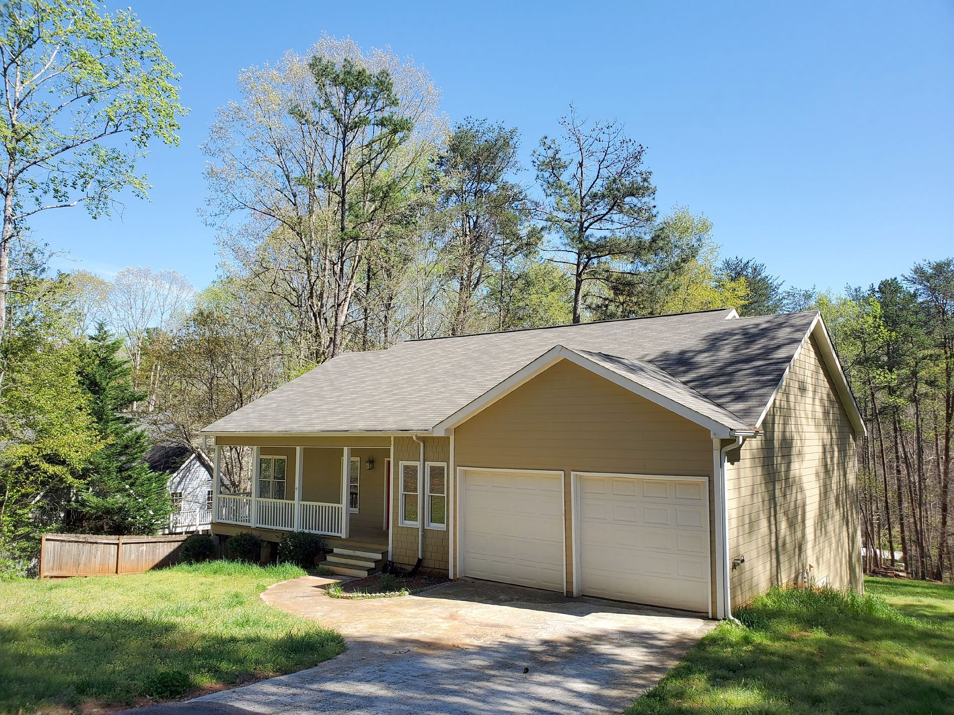 Image of rent to own home in Gainesville, GA