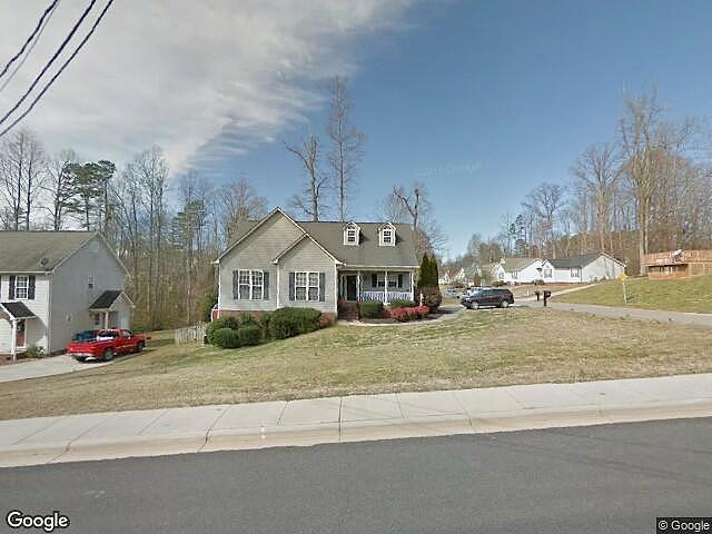 Image of rent to own home in China Grove, NC