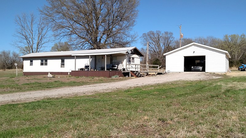 Image of rent to own home in Pleasanton, KS
