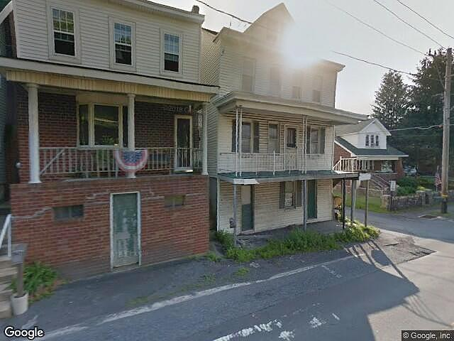 Image of rent to own home in Pottsville, PA