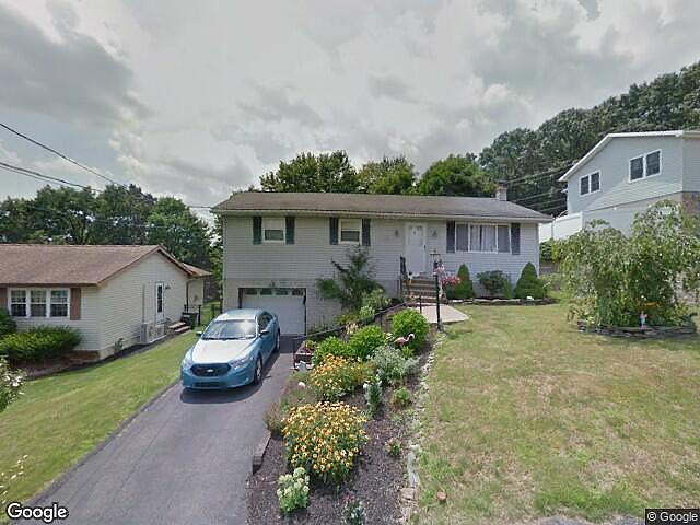 Image of rent to own home in Olyphant, PA