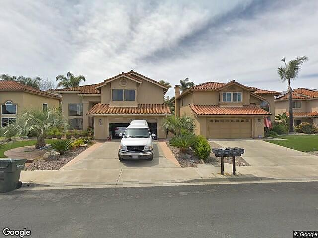 Image of rent to own home in Vista, CA