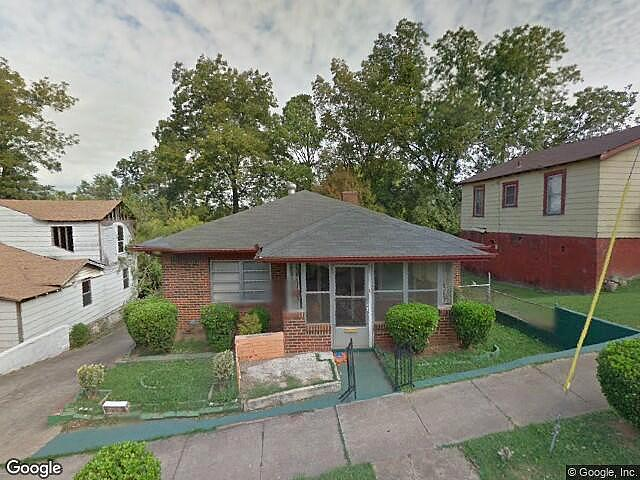 Image of rent to own home in Fairfield, AL