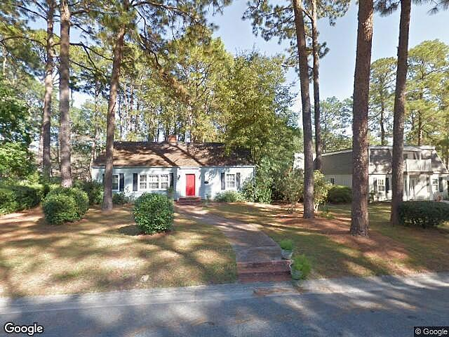 Image of rent to own home in Waycross, GA