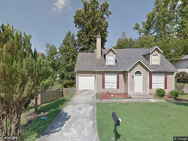 Image of rent to own home in Decatur, GA