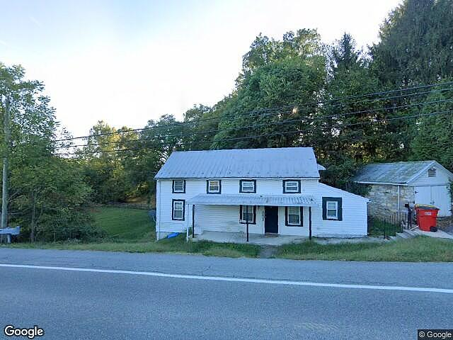 Image of rent to own home in Boonsboro, MD