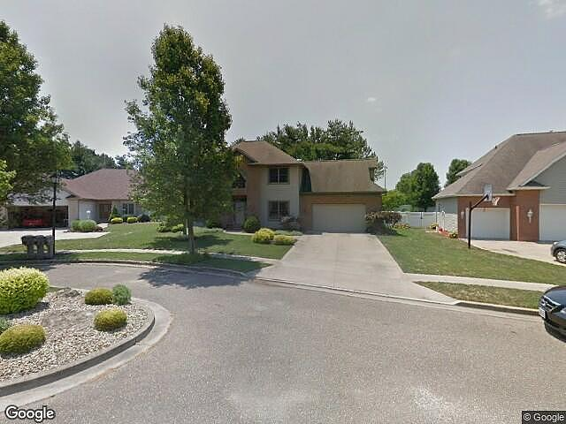 Image of rent to own home in Dover, OH