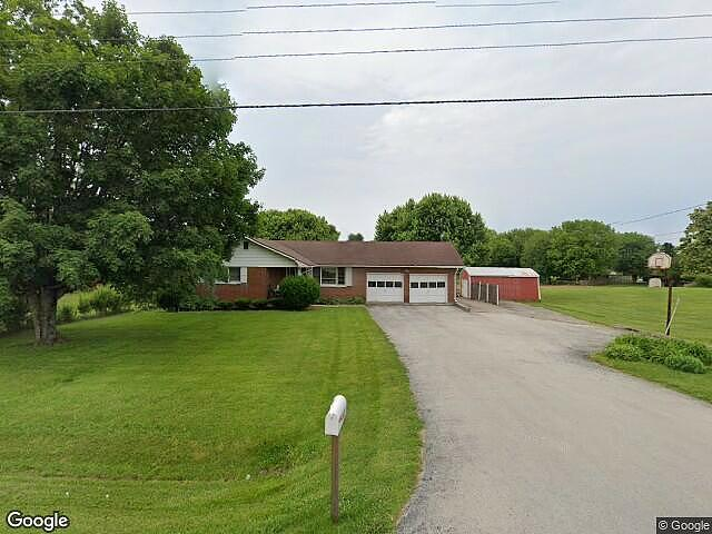 Image of rent to own home in Wilmington, OH